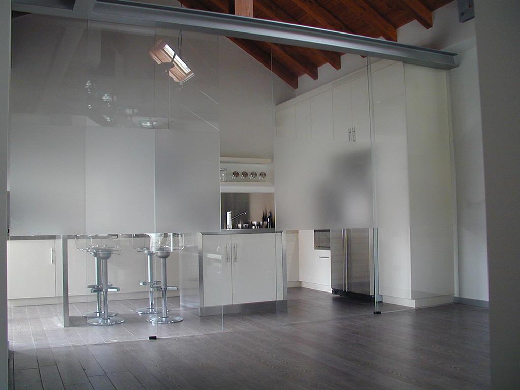 Parete divisoria cucina: parete divisoria scorrevole pareti ...
