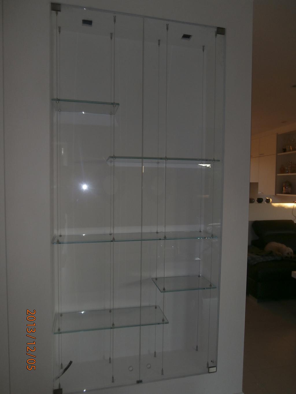 Arredamento vetro bergamo brescia milano for Nicchia sinonimo
