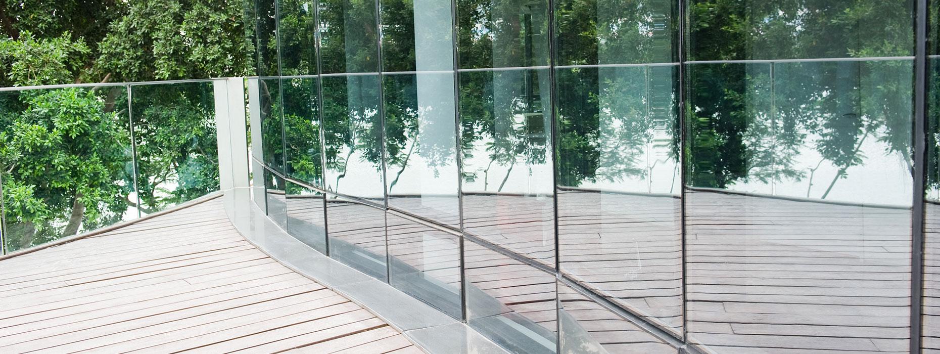 progettazione vetrate per hotel e ristoranti