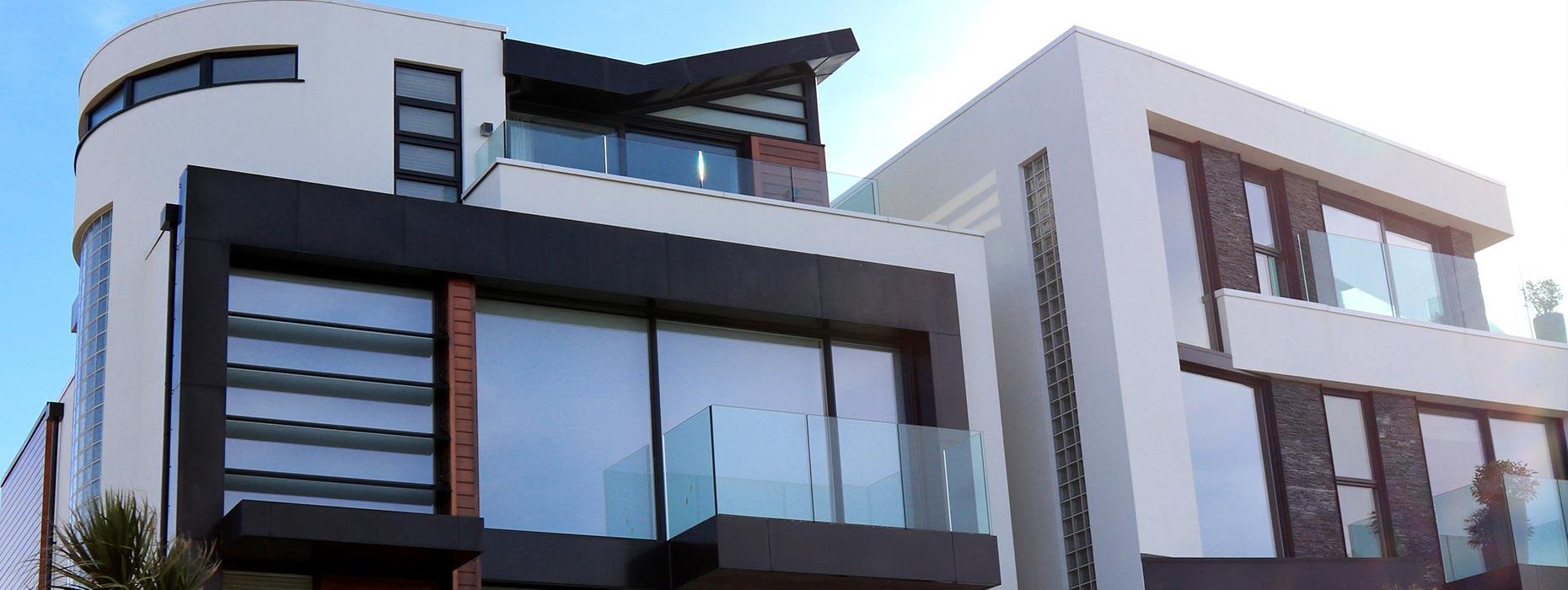 Divisorie in vetro per abitazioni