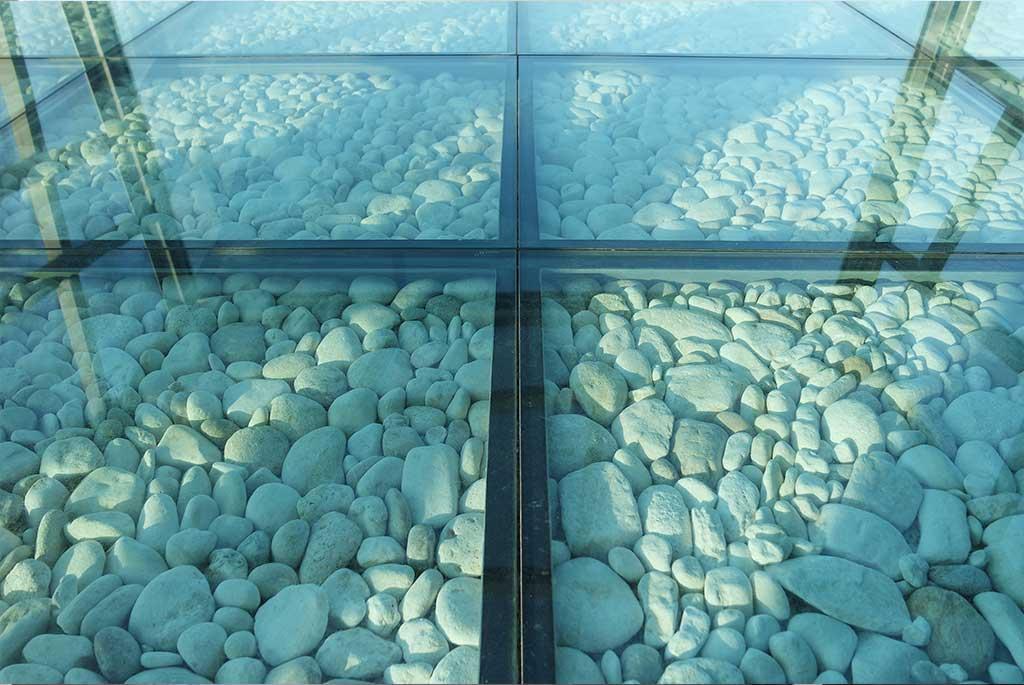 Pavimenti in vetro per ogni tipo di ambiente