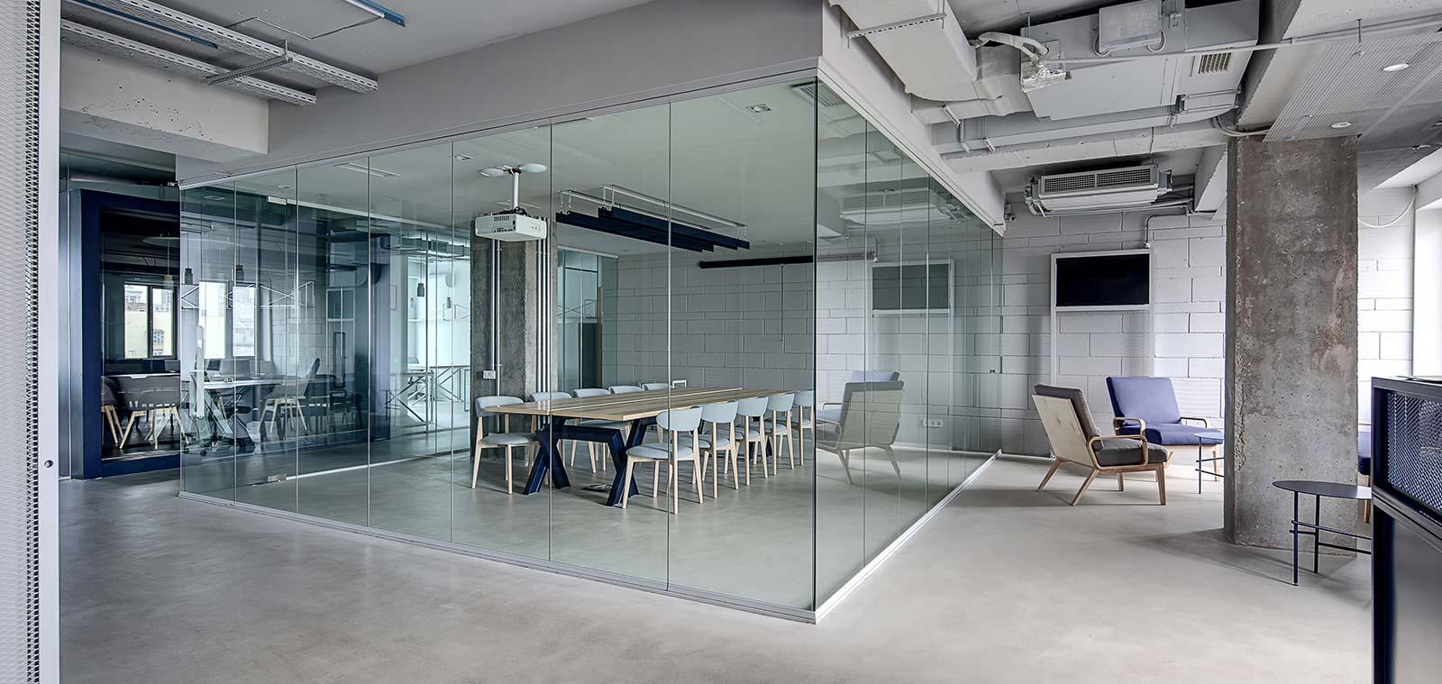 Parete Ferro E Vetro pareti divisorie in vetro - produzione e vendita di pareti