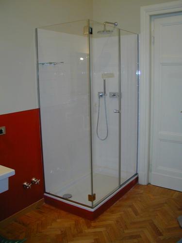 box doccia su misura in vetro